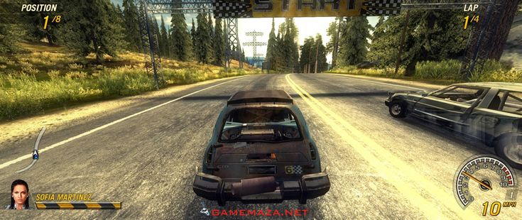 FlatOut 2 Free Download - GameMaza Download