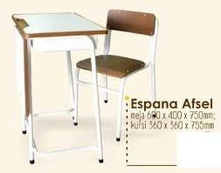Diskon Meja Kursi Sekolah Afsel Rp 750.000. Yuk mampir media-inovasi.com #meja #kursi #lemari #computer #kantor #peralatankantor #mediainovasisemarang   via Instagram http://ift.tt/2eh6uGV  instagram