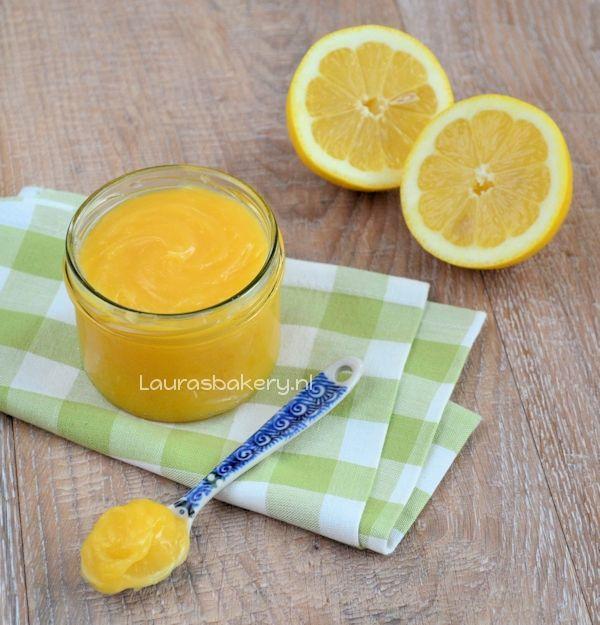 Lemon Curd | Laura's Bakery | Bloglovin'
