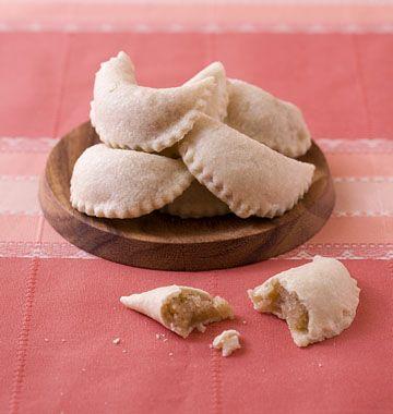 Cornes de gazelles - Recettes de cuisine Ôdélices