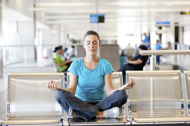 Fly Before Taking Off: The Expanse of Airport Yoga