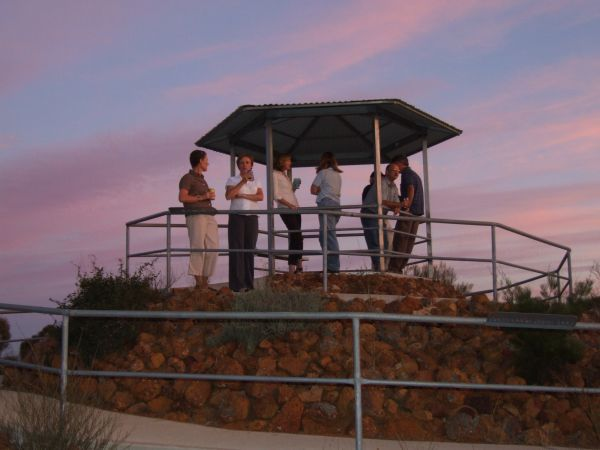 Spectacular Views from the Mount O'Brien Lookout: Wongan Hills - Australia's Golden Outback