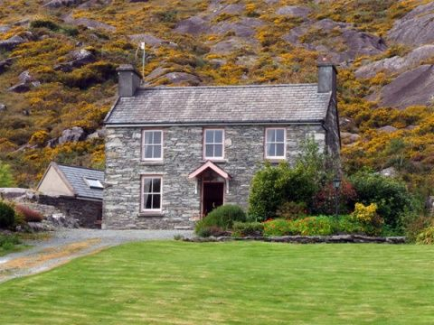 Rock House- Cork, Ireland, cottage rental, Ring of Berra