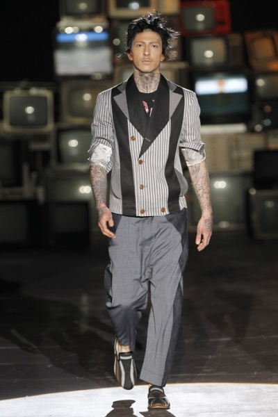 Vivienne Westwood..I love her clothing