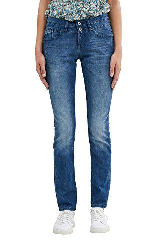 4779789f6d1 edc by Esprit 037cc1b007 Jeans Femme Bleu (Blue Medium Wash) W30/L32 ...