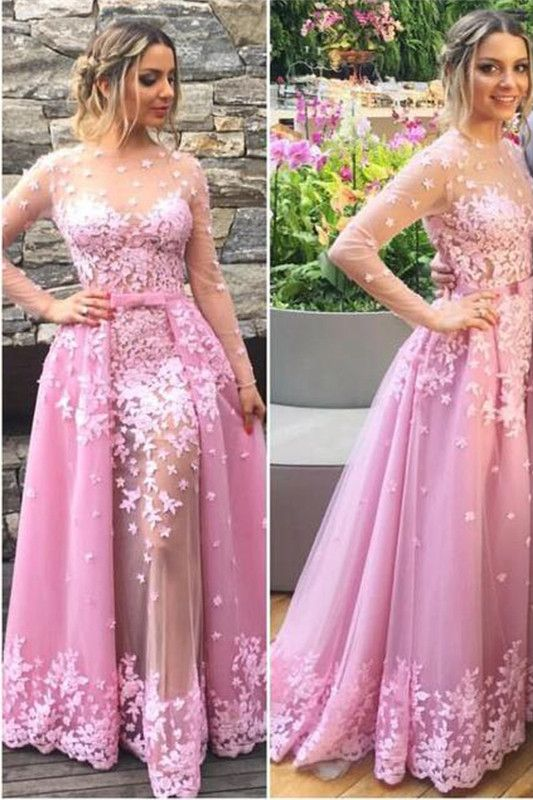 Prom Dresses Long,Party Dresses,Prom owns,Gowns Prom,Evening Dresses,Cheap Prom Dresses,Dresses for Girls,Prom Dress UK,Prom Suit,Prom Dress Brand,Prom Dress Store,Charming Lavender Floral Long Sleeves Prom Dress,Party Prom Dresses With Appliques,SVD422
