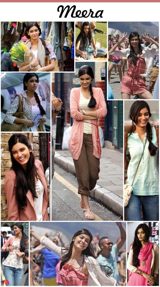 Decoding (Diana Penty) Meera's Look, in  Film 'Cocktail'