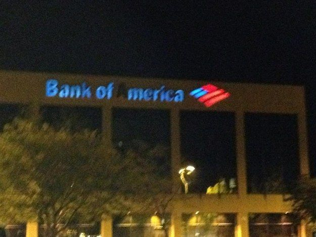 For once, one of our nation's banks speaks to the people.