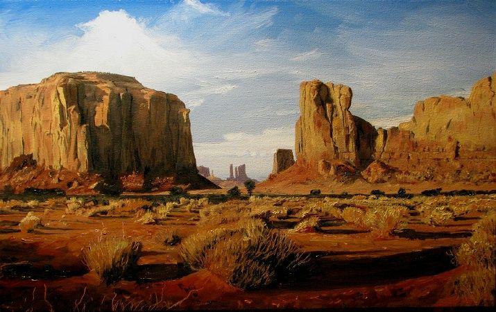 desert landscape - Google Search