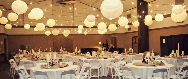 Lamparas chinas hechas de papel decoracion boda pantallas globos esferas mexico lamparas - Lamparas de decoracion ...