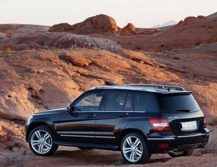GLK-Class (X204) Mercedes model - http://autotras.com