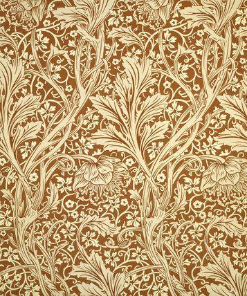 William Morris  Arcadia Wallpaper
