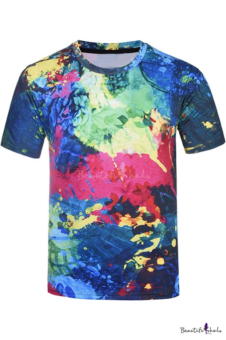 Graffiti Color Block Printed Short Sleeve Round Neck Casual Tee http://nfemo.com/click-IQIDPIXL-KHEQCDYN?bt=25&tl=2&url=https%3A%2F%2Fwww.beautifulhalo.com%2Fgraffiti-color-block-printed-short-sleeve-round-neck-casual-tee-p-273273.html