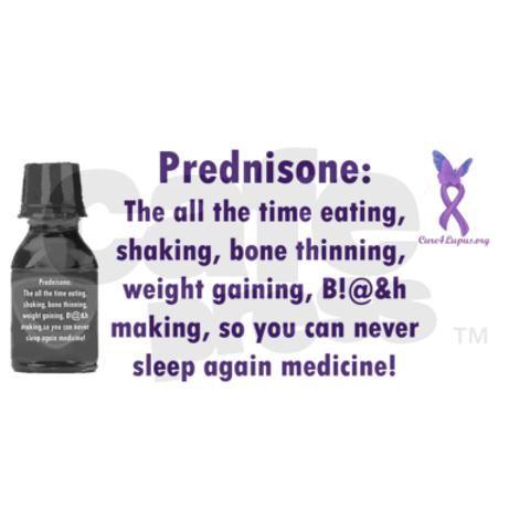 Prednisone Warning Cap Crohns Disease And Sarcoidosis
