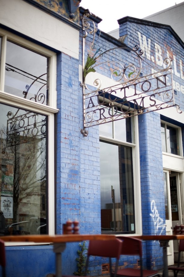 the auction rooms, north melbourne - we stumbled across this one when it first opened; consistently fabulous