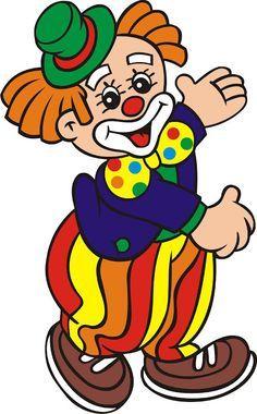 61 besten clown bilder auf pinterest fasching painting und clown party. Black Bedroom Furniture Sets. Home Design Ideas