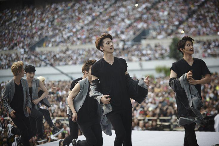Sehun | 'SM TOWN Live In Seoul' 140815