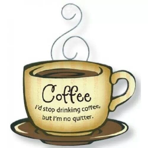 clipart coffee time - photo #27