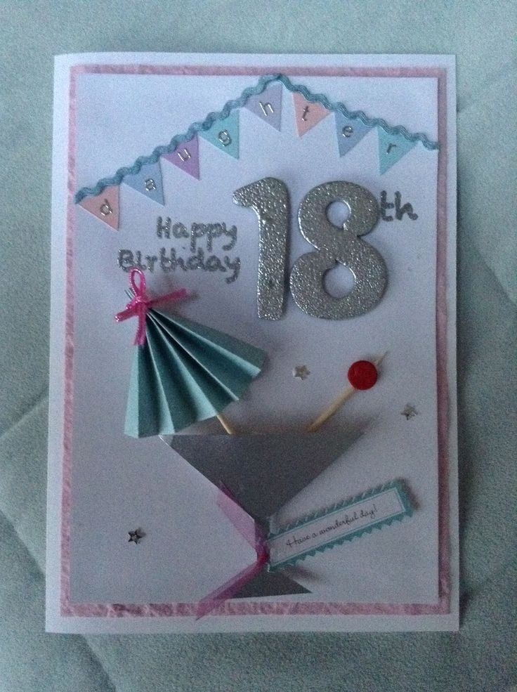 Best 25+ 18th birthday cards ideas on Pinterest   30th ...