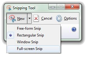 Microsoft's Snipping Tool is brilliant for genealogy, but many people are unaware of its existence on their computers, or have never tried it...