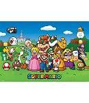 Deze Super Mario Poster uit de Games-collectie van REINDERS! kun je eenvoudig online bestellen. Posters en cadeautips, snel geleverd!