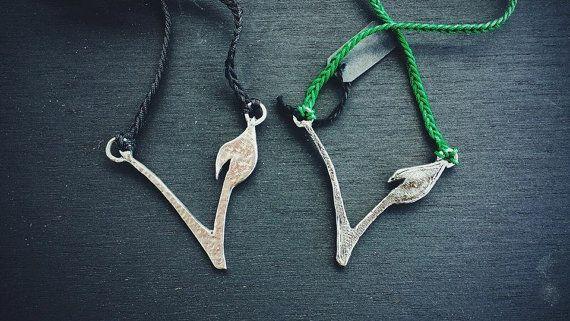 Vegan Pendant Handmade Jewelry Vegan Jewelry by InLakechJewels