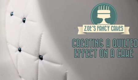 Creating a Quilted Effect