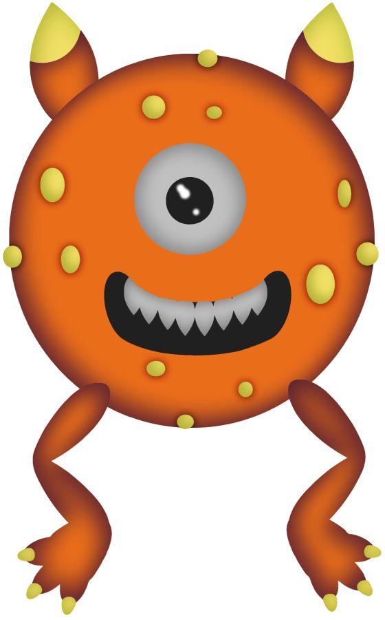 Clip hahnfreies Monster