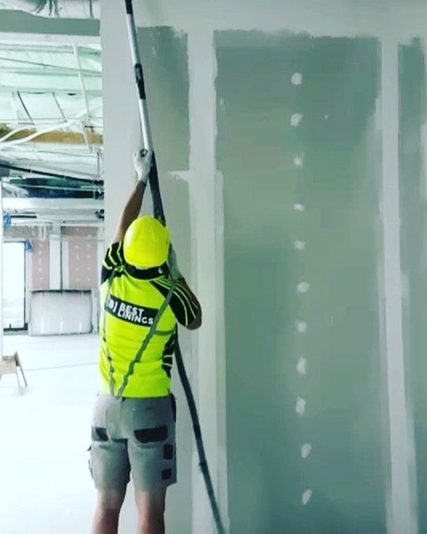 Sanding those High Areas is not that difficult anymore. The Festool Planex Extension makes it Easier Safer and Faster. . bestlinings #festool #planex #sander #dustfree #sanding #taping #gib #gibfixer #gibstopper #drywall #plastering #tools #construction #trade #interior #skilledtrade #safework #newzealand #auckland