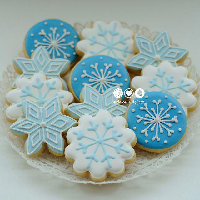 Biscoitos Decorados - como usá-los em festa infantil | Macetes de Mãe