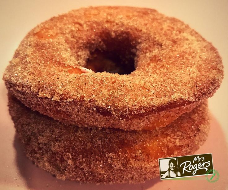 International Donut Day is the perfect excuse to make donuts! And these Apple Donuts using Mrs Rogers Ceylon Cinnamon will delight everyone.3 1/4 cups Plain Flour 1/4 cup Caster Sugar 3 tsp Dried Yeast Pinch…