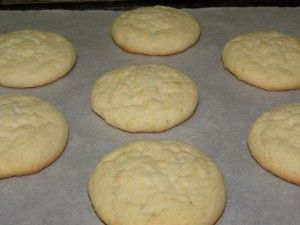 DROP sugar cookies!  EASY sugar cookies! finally!!!