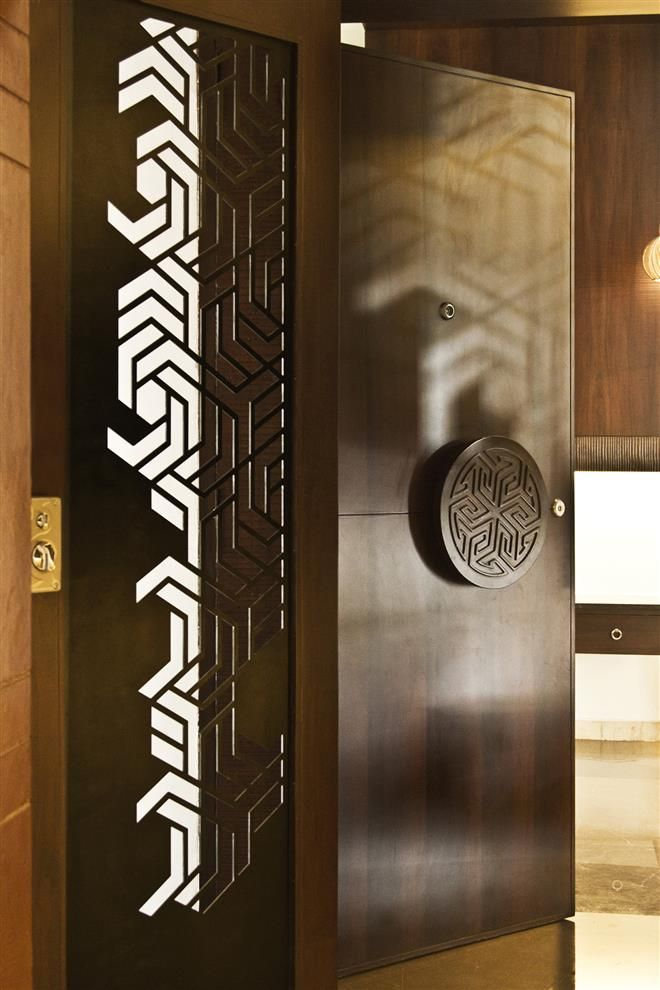 9 best laser cut main door grills images on pinterest for Office main door design