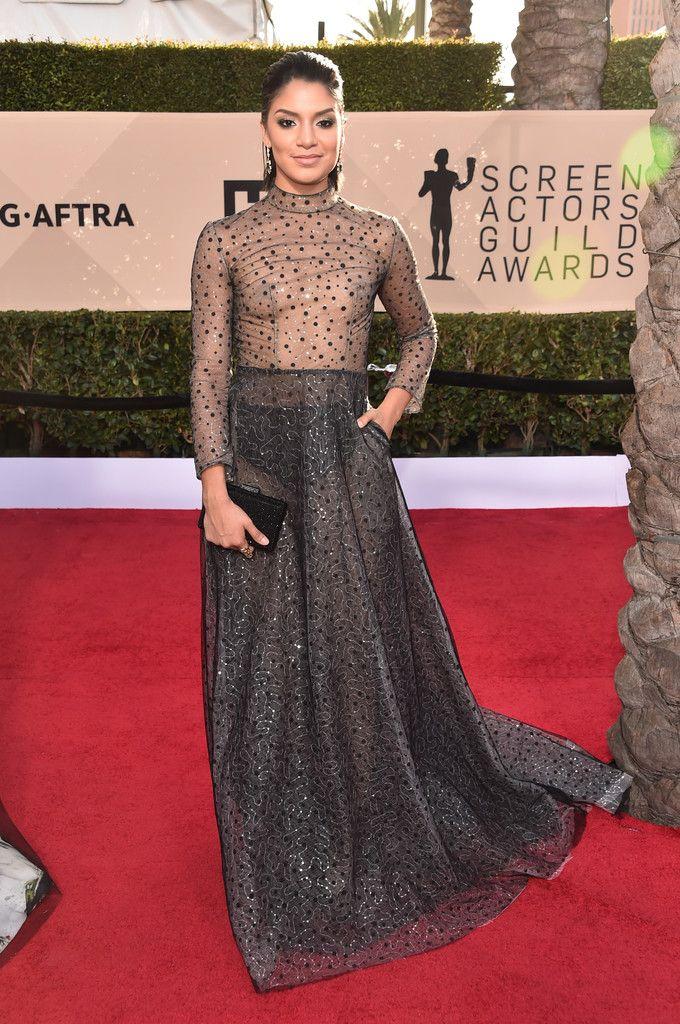 Shakira Barrera - Every Stunning Look from the 2018 SAG Awards - Photos