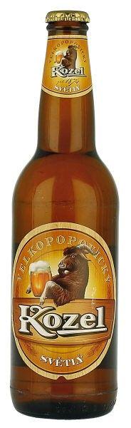 Kozel Svetly (Pale)   Czech Beer CZECH REPUBLIC
