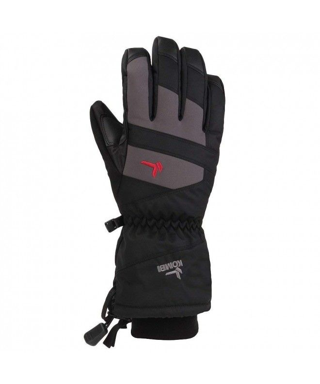Men's Session Gloves - Black - CU184ELC2AI   Gloves, Cold weather gloves,  Mens accessories