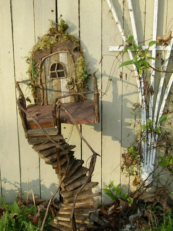Jessica Front Stair Dwelling by fairytopiacreations on Etsy