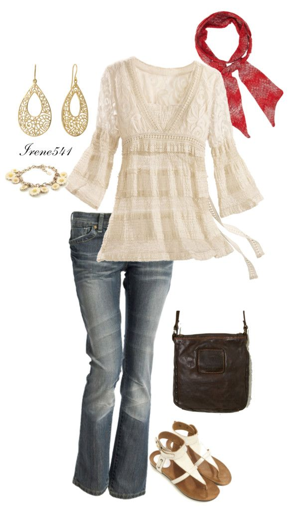 """""""Spring"""" by irene541 ❤ liked on Polyvore"""