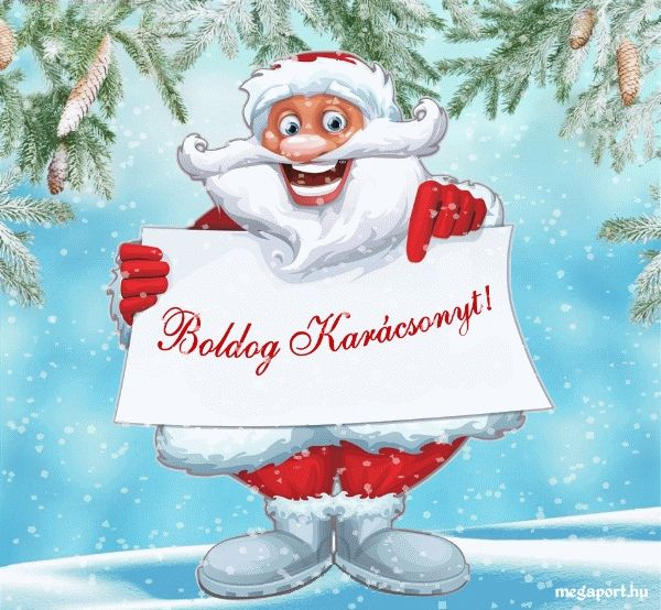 Boldog Karácsonyt! (animált képeslap) - Megaport Media