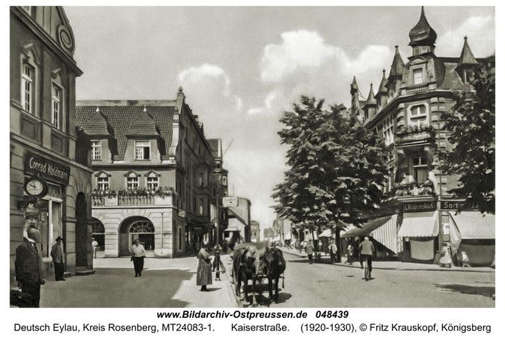 Deutsch Eylau, Kaiserstraße