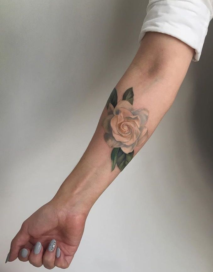 25 best ideas about watercolor rose tattoos on pinterest for Flower tattoos on lower arm