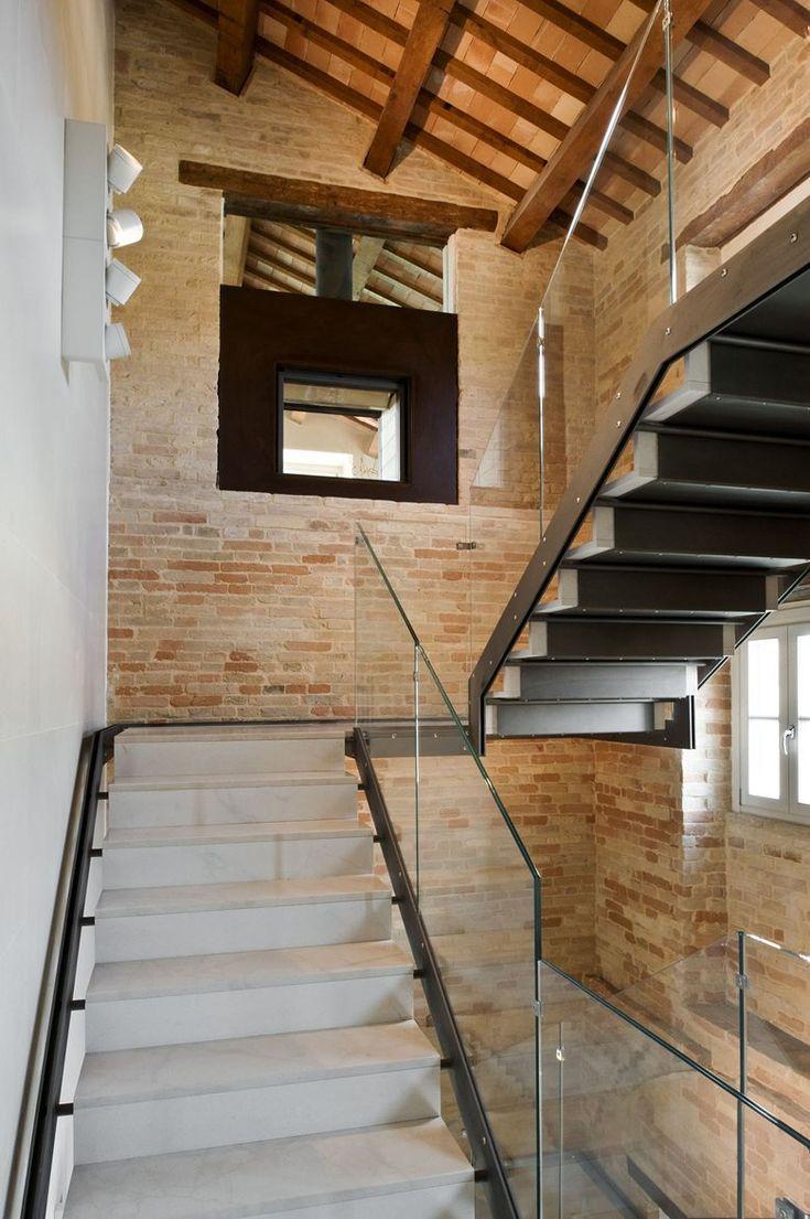 Oltre 25 fantastiche idee su gradini in pietra su - Scale per esterni in pietra ...