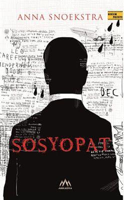 Kozmokitap: Sosyopat - Anna Snoekstra    Kitap Tanıtımı