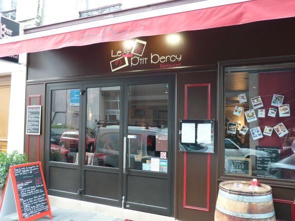 Le p'tit Bercy (Paris 12ème)