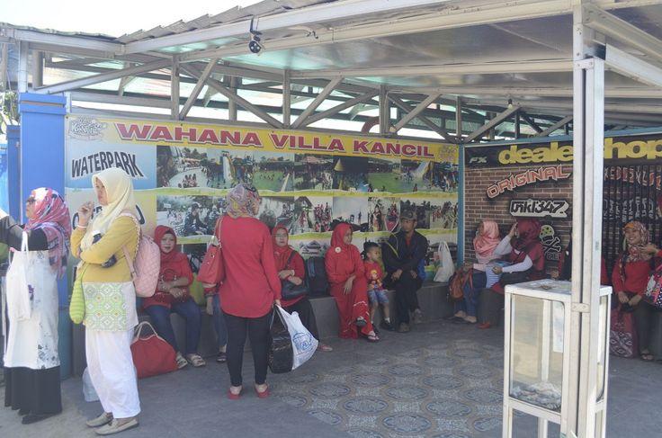 Outbound di Villa Kancil
