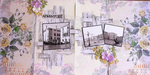 Artdeco Creations Brands: Adventure by Adriana Bolzon
