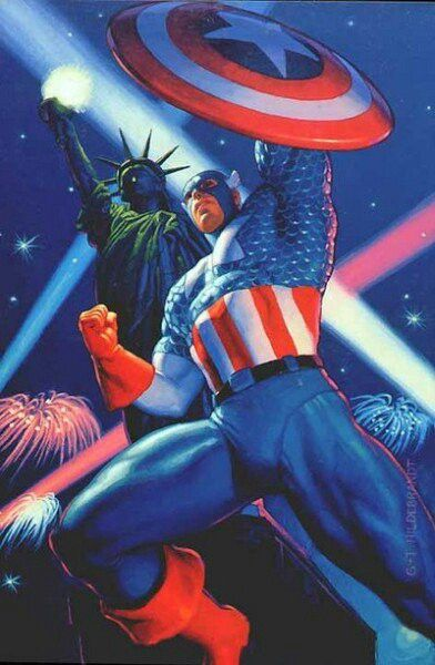 4th of july comic images