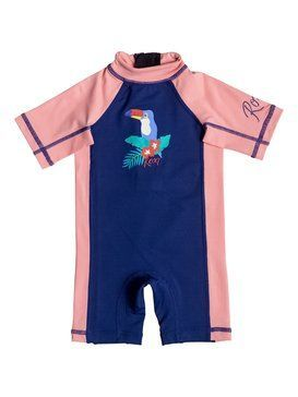 Surf clothing for kids: Roxy boardshorts, rash vests, and wetsuits for children | Roxy