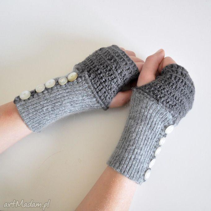 rękawiczki, mitenki, ocieplacze. $7