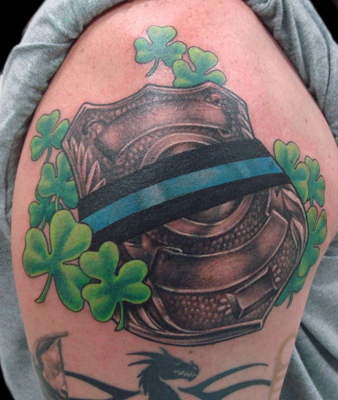 11 best police tattoos images on pinterest police tattoo for Law enforcement memorial tattoo